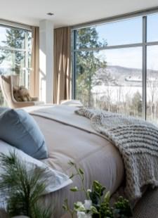 Cozy Rustic Bedroom Interior Designs For This Winter19
