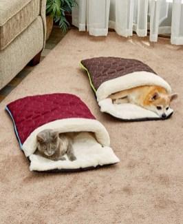 Diy Pet Bed Ideas13