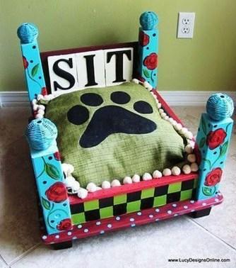 Diy Pet Bed Ideas18