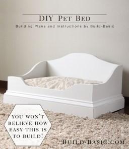 Diy Pet Bed Ideas30