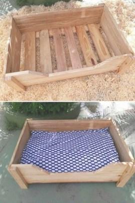 Diy Pet Bed Ideas35