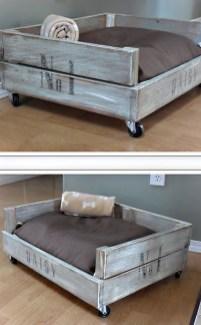 Diy Pet Bed Ideas43
