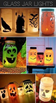 Gorgeous Diy Luminaries To Spice Up Your Halloween Party15