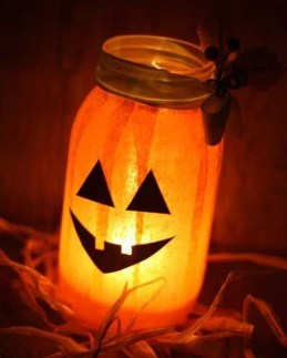 Gorgeous Diy Luminaries To Spice Up Your Halloween Party22