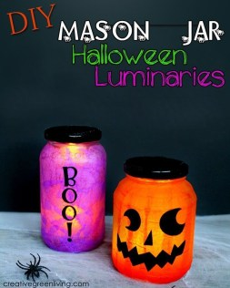 Gorgeous Diy Luminaries To Spice Up Your Halloween Party30