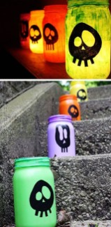 Gorgeous Diy Luminaries To Spice Up Your Halloween Party38