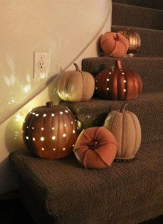 Gorgeous Diy Luminaries To Spice Up Your Halloween Party40