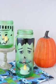 Gorgeous Diy Luminaries To Spice Up Your Halloween Party45