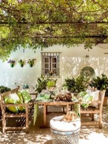 Luxury And Classy Mediterranean Patio Designs19
