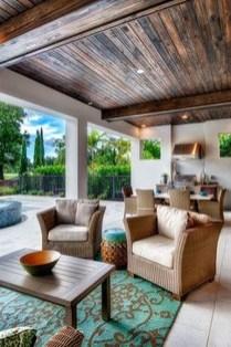 Luxury And Classy Mediterranean Patio Designs30