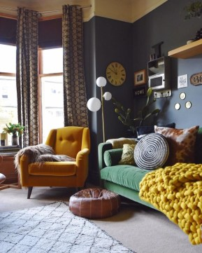 Mesmerizing Living Room Designs For Any Home Style18