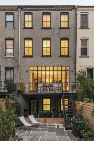 Nyc Townhouse Renovation Defies Convention With Drama And Simplicity33