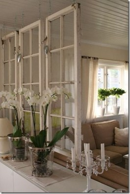 Simple And Creative Ideas Of How To Reuse Old Doors16