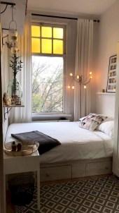 Amazing Small Apartment Bedroom Decoration Ideas11
