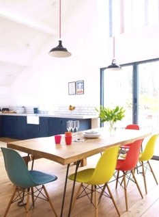 Beautifful And Cozy Colourfull Kithcen Ideas02