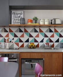 Beautifful And Cozy Colourfull Kithcen Ideas14