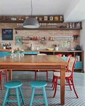 Beautifful And Cozy Colourfull Kithcen Ideas17