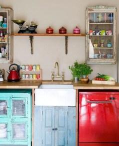 Beautifful And Cozy Colourfull Kithcen Ideas21