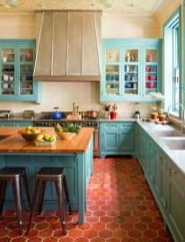 Beautifful And Cozy Colourfull Kithcen Ideas22