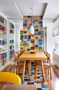 Beautifful And Cozy Colourfull Kithcen Ideas29