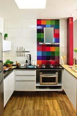 Beautifful And Cozy Colourfull Kithcen Ideas34