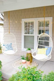 Beautiful And Colorful Porch Design01