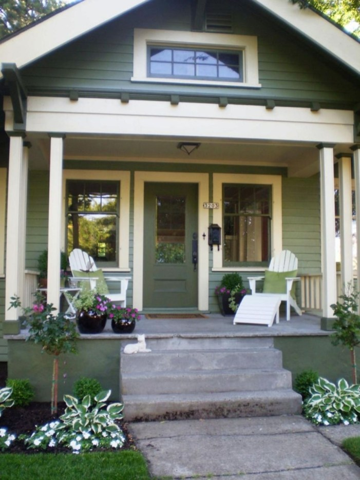 Beautiful And Colorful Porch Design19