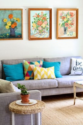Beautiful And Colourfull Livingroom Ideas34