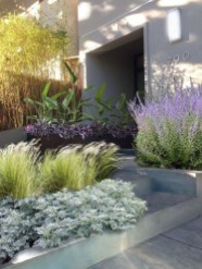 Beautiful Simple Front Yard Landscaping Design Ideas06