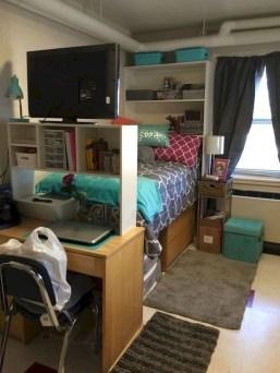 Efficient Dorm Room Organization Ideas06