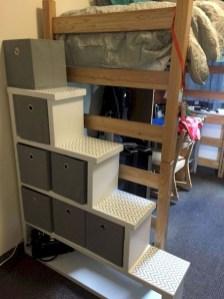 Efficient Dorm Room Organization Ideas19