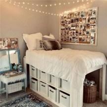 Efficient Dorm Room Organization Ideas30