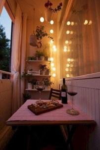 Elegant And Cozy Balcony Ideas14