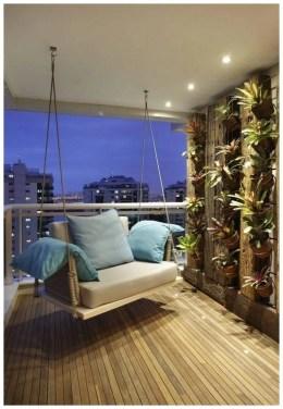 Elegant And Cozy Balcony Ideas36