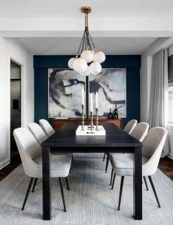 Elegant And Cozy Diningroom Design Ideas22