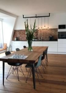 Elegant And Cozy Diningroom Design Ideas40