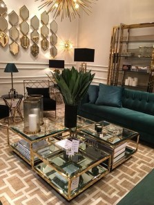 Extraordinary Luxury Living Room Ideas Which Abound With Glamour And Refinement01