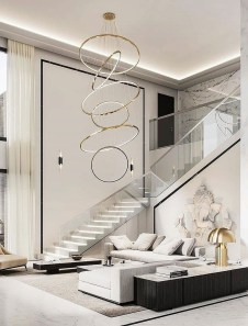 Extraordinary Luxury Living Room Ideas Which Abound With Glamour And Refinement03