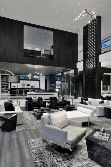 Extraordinary Luxury Living Room Ideas Which Abound With Glamour And Refinement31