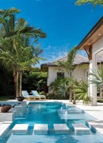 Luxury And Elegant Backyard Pool12