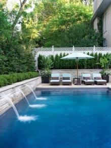 Luxury And Elegant Backyard Pool19