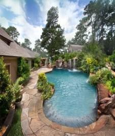 Luxury And Elegant Backyard Pool28