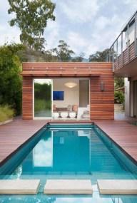 Luxury And Elegant Backyard Pool40