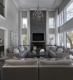 Luxury And Elegant Living Room Design17