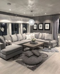 Luxury And Elegant Living Room Design20