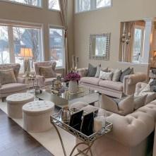 Luxury And Elegant Living Room Design27