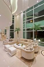 Luxury And Elegant Living Room Design34