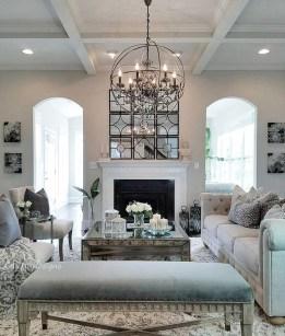 Luxury And Elegant Living Room Design40