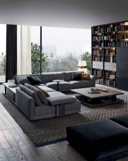 Luxury And Elegant Living Room Design42