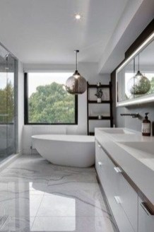Minimalist Modern Bathroom Designs For Your Home03